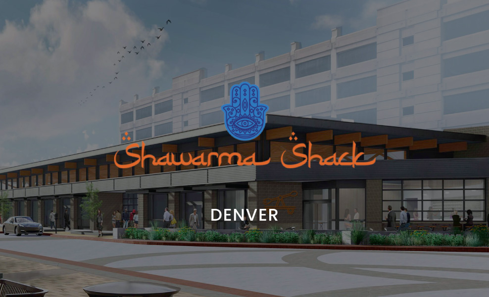 Shawarma Shack – Are you ready? We're coming to Denver