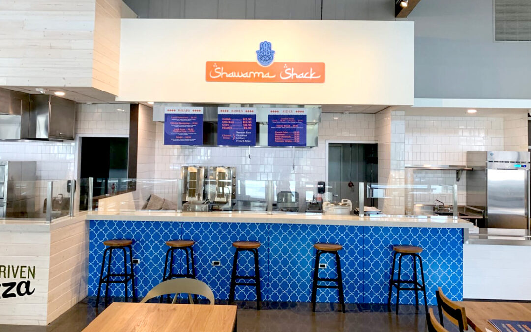 Shawarma Shack Denver Opening