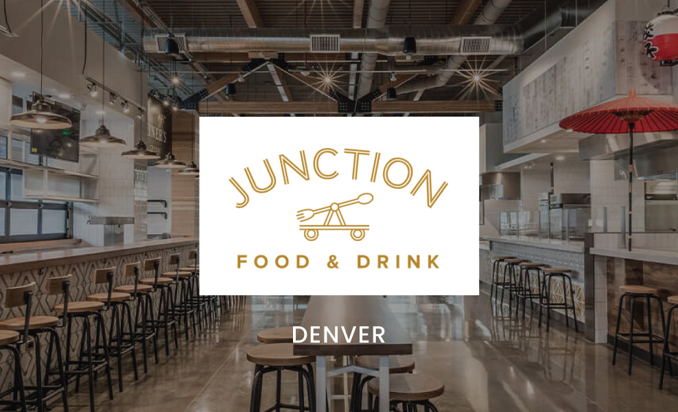 Presenting Junction Food & Drink, Denver