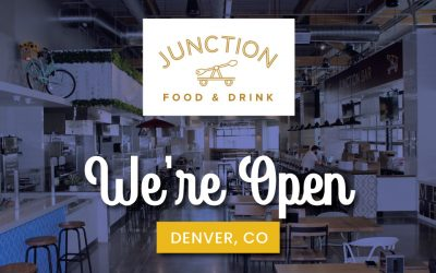 Junction Food & Drink and Shawarma Shack open in Denver!