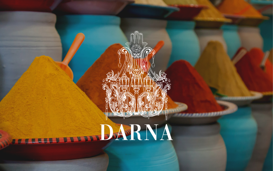 Who said you couldn't travel. Introducing Darna…